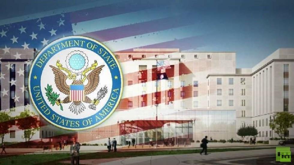 الخارجية الأمريكية: نرى إشارات على أن الحكومة السورية ربما استأنفت استخدام الأسلحة الكيميائية
