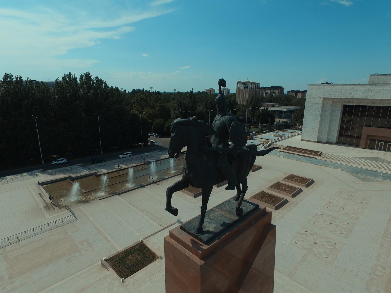 بشكيك، قرغيزستان، أرشيف