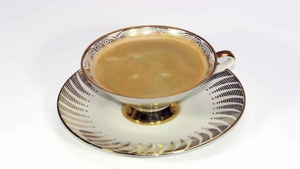 القهوة تؤثر في الجسم كدواء