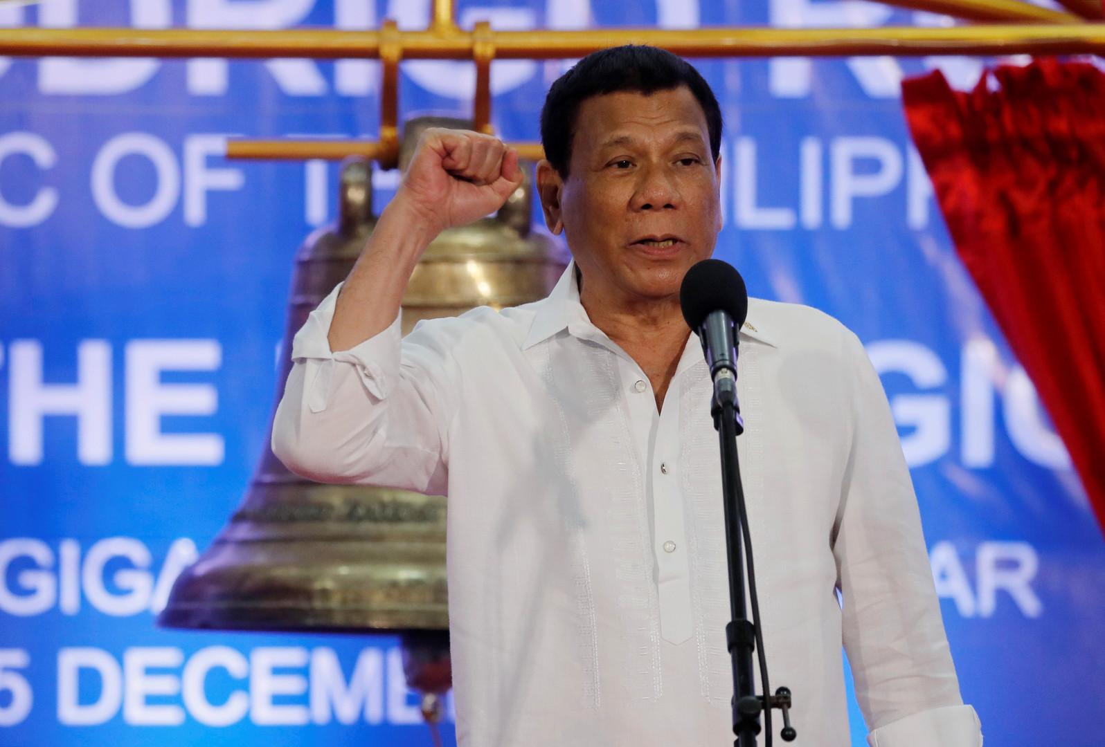 الرئيس الفلبيني يسيطر على مجلس الشيوخ