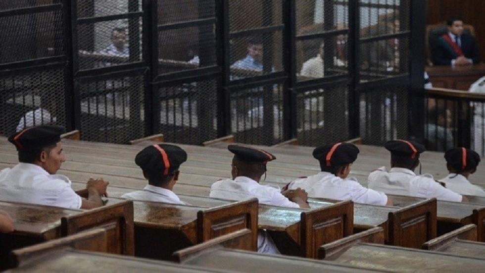 مصر.. إحالة أوراق 6 متهمين في قضية لجان المقاومة الشعبية إلى المفتي