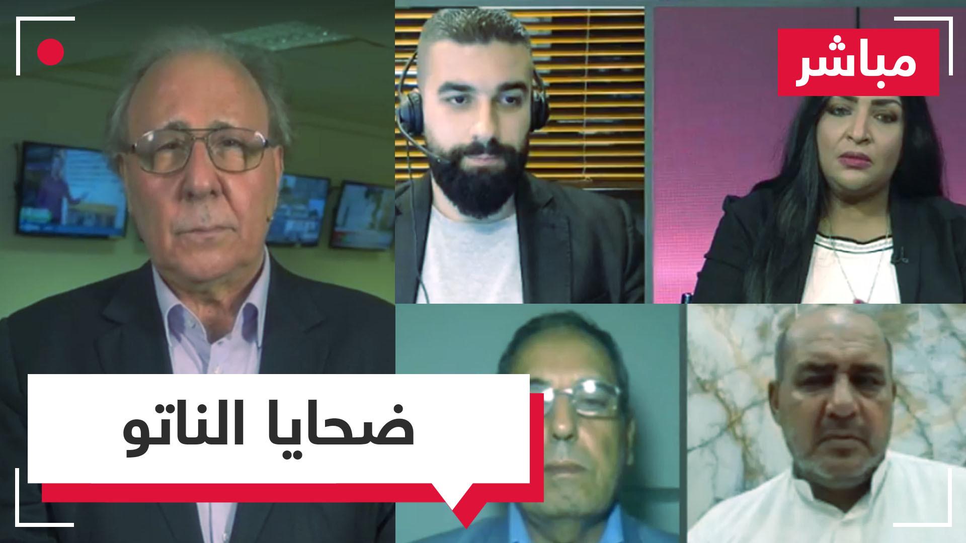 شهادات مثيرة ومؤلمة.. ضحايا لحربي العراق وليبيا يتحدثون على RT مباشرة!
