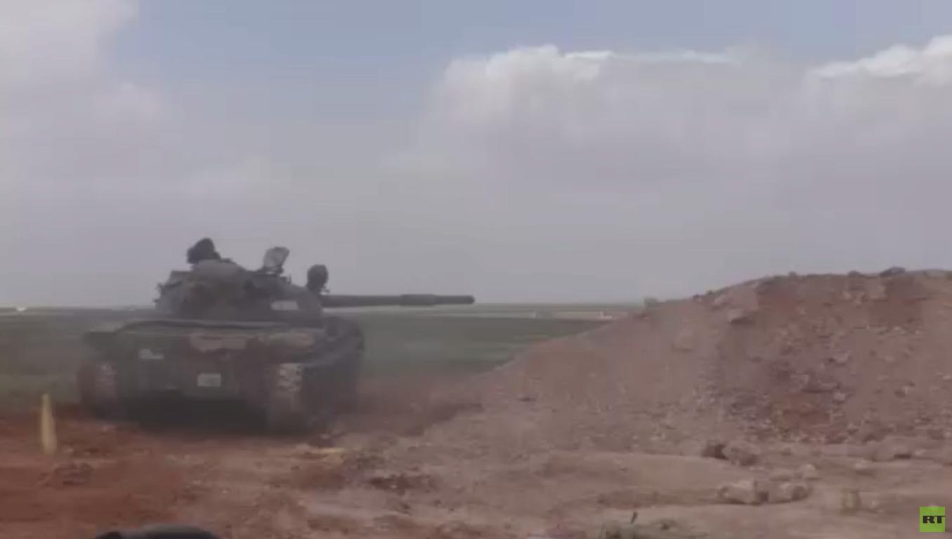 مقتل 150 من مسلحي النصرة جنوب إدلب