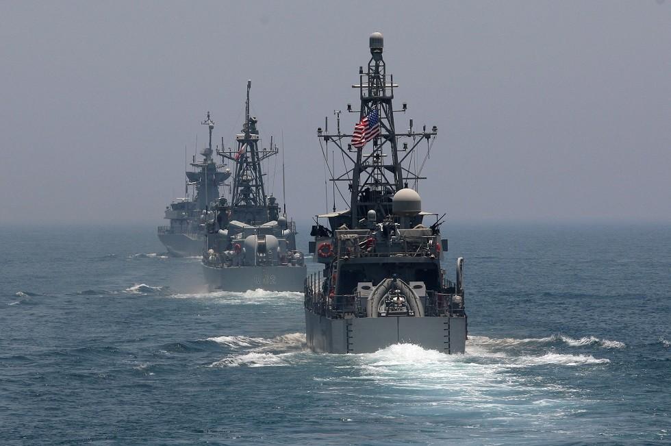 الأمريكيون يحركون قواتهم أقرب إلى إيران