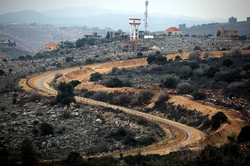 الحدود بين إسرائيل ولبنان، 9 ديسمبر 2018
