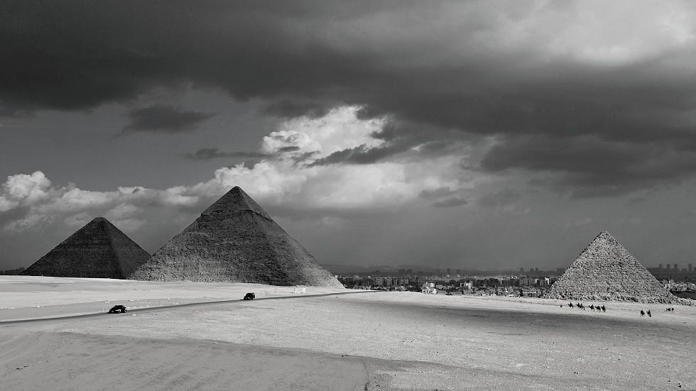 صورة تعبيرية للأهرامات المصرية