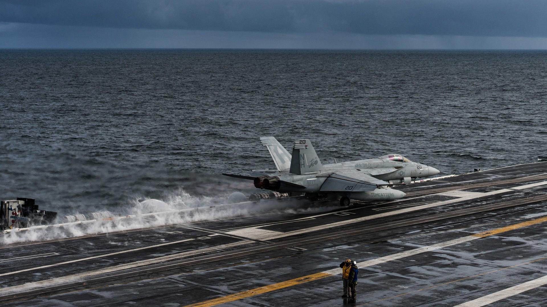 تصعيد أمريكي في بحر الشمال ضد روسيا