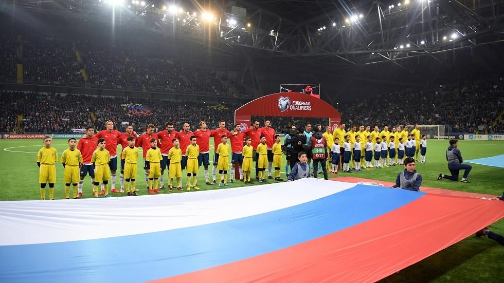 تشيرتشيسوف يكشف قائمة روسيا لتصفيات يورو 2020