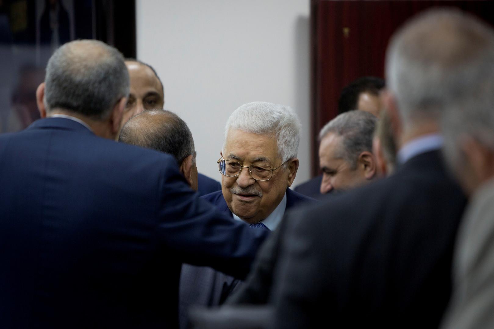 الجيش الإسرائيلي يحذر: عباس لن يتراجع عن رفض
