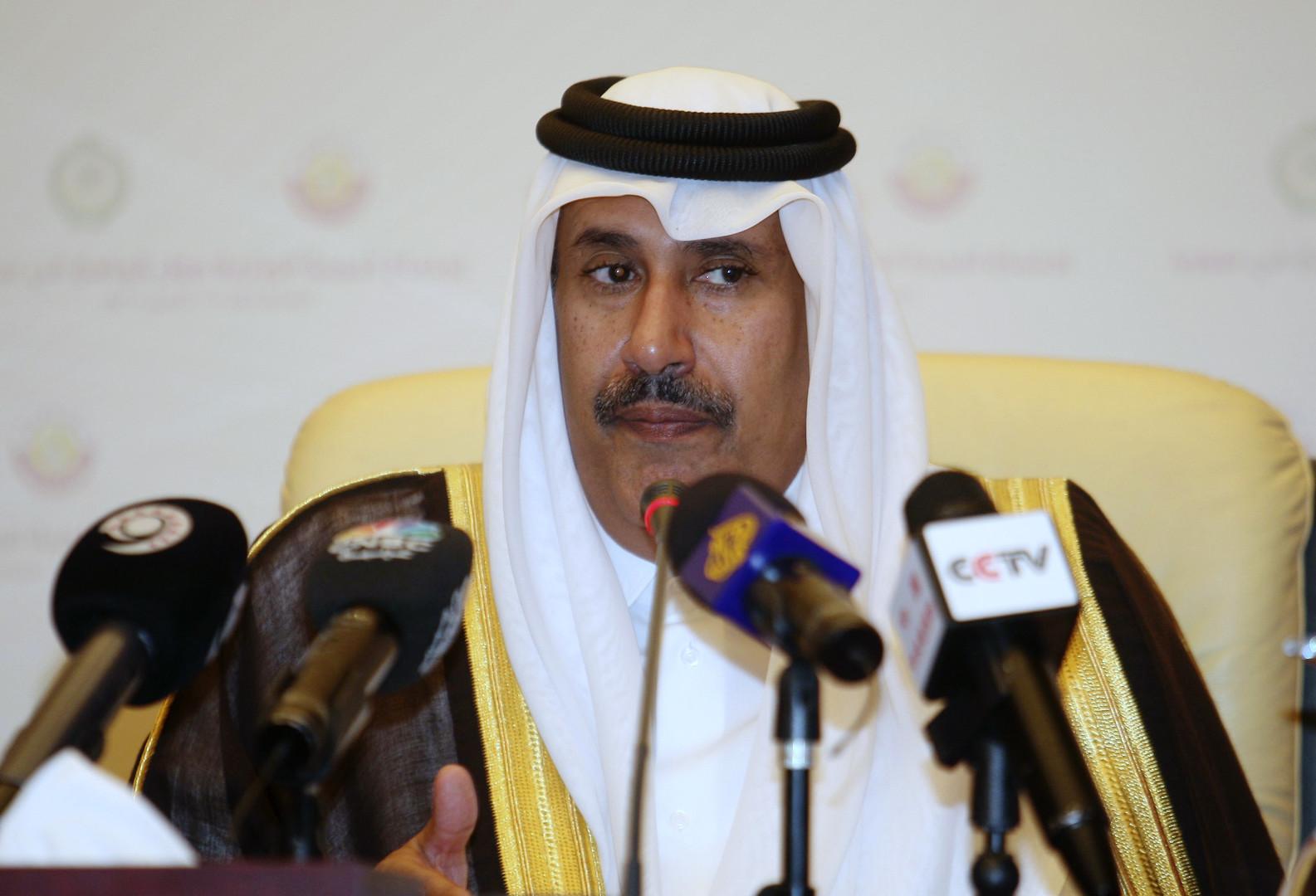حمد بن جاسم آل ثاني: هذا ما نتمناه من القمم المنتظرة الثلاث وهذا ما نتوقعه!