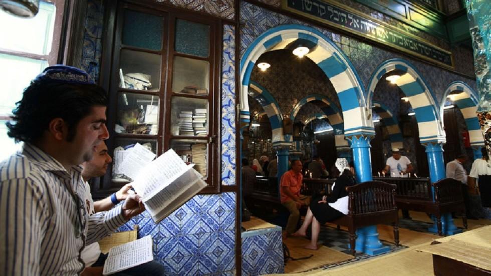 كنيس يهودي- أرشيف