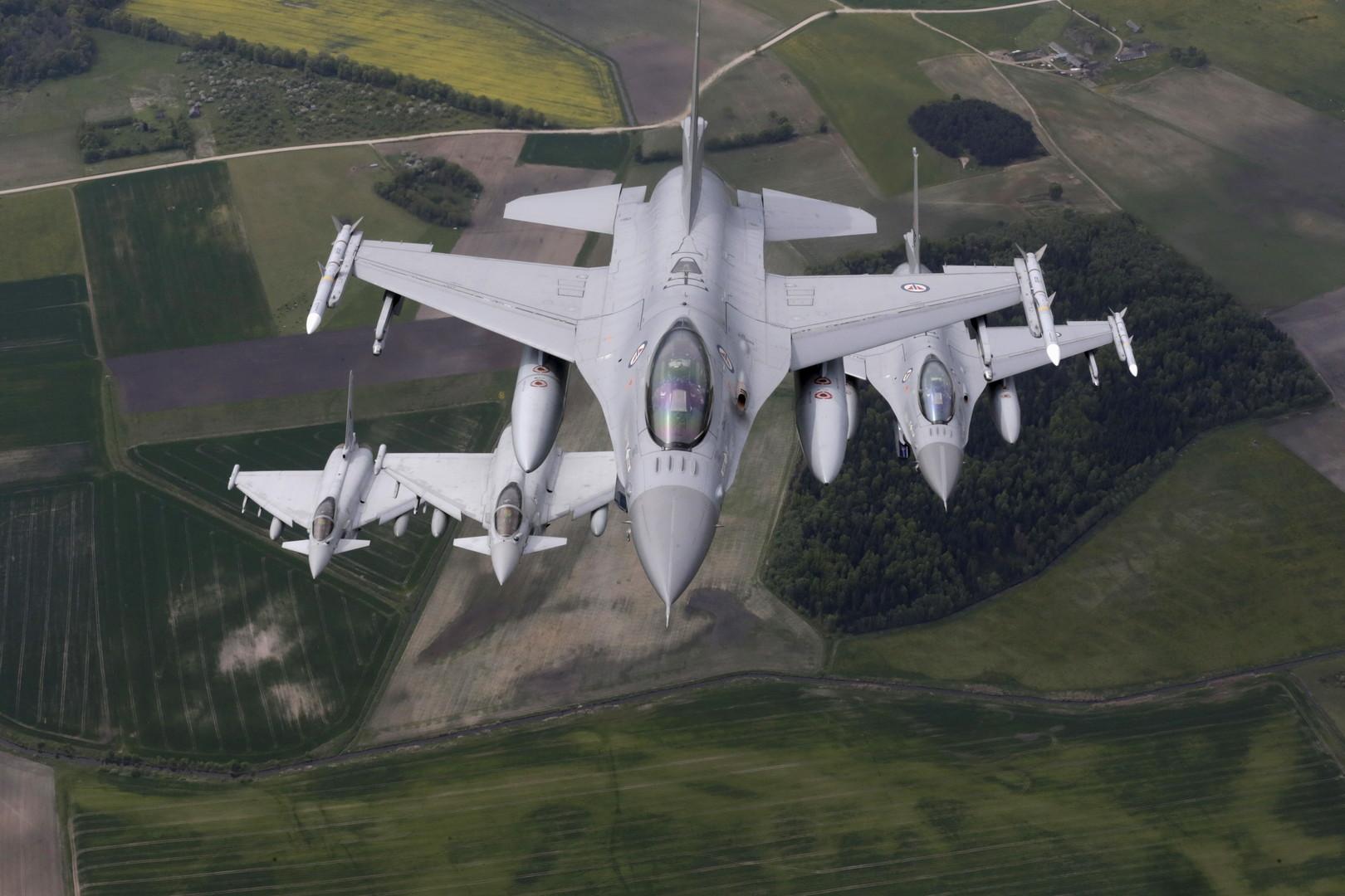 رغم الحظر الألماني.. بريطانيا تجد ثغرة لبيع طائرات حربية للسعودية