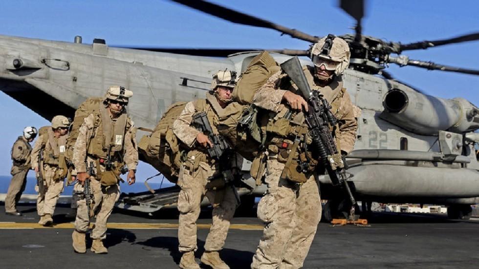 وسائل إعلام: ترامب يوافق على إرسال تعزيزات عسكرية إلى المنطقة لردع إيران