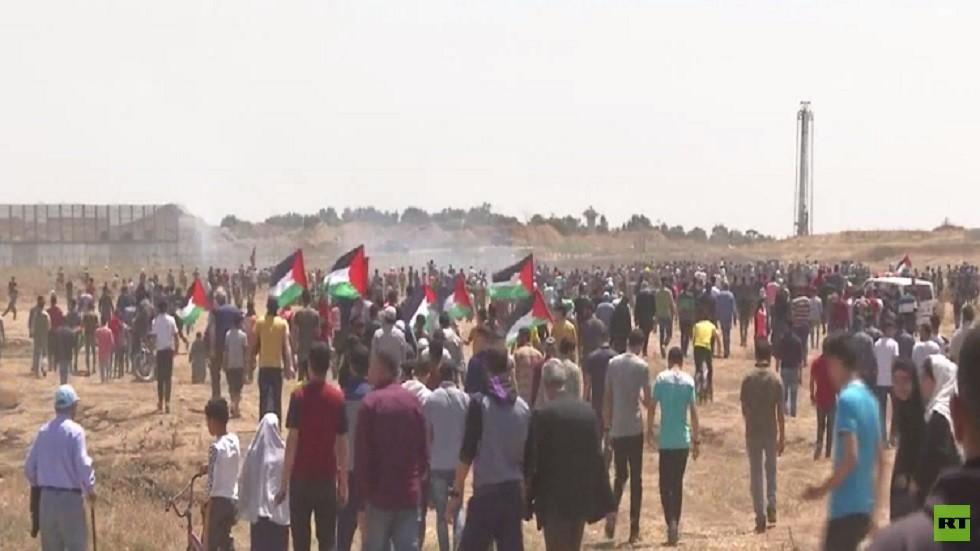 قطاع غزة.. 16 إصابة في الجمعة الأهدأ منذ شهور