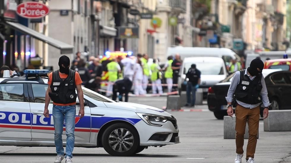الصورة الأولى للمشتبه به في تفجير ليون الفرنسية