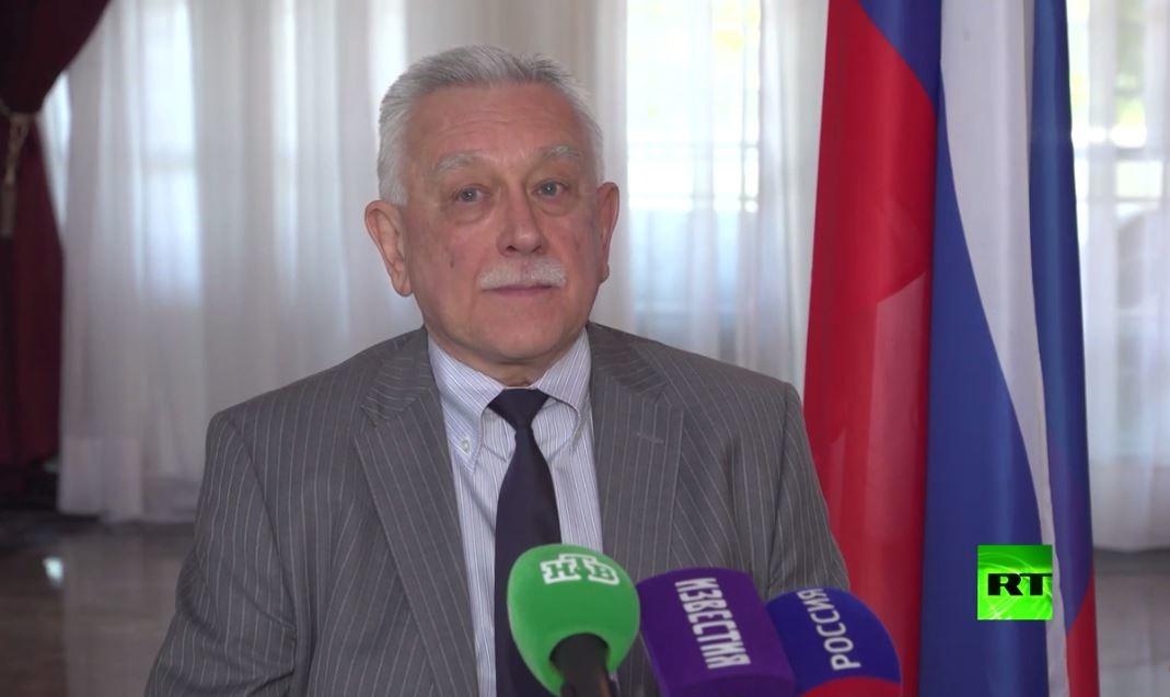 سفير موسكو لدى كاراكاس: روسيا تساعد فنزويلا في وجه التهديدات الأمريكية