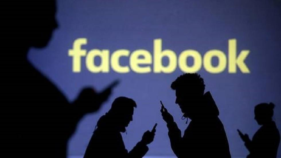 فيسبوك يحذف مئات حسابات المسؤولين والصحفيين الفلسطينيين