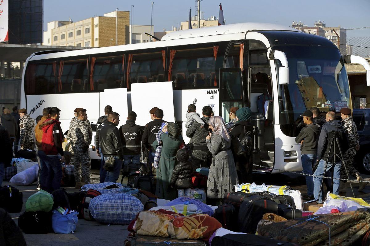 الأمن اللبناني ينفي ترحيله السوريين قسرا