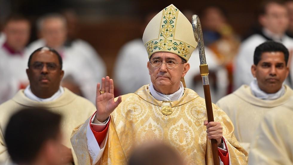 الأسقف الإسباني ميغيل أنخيل أيوسو غويغسوت