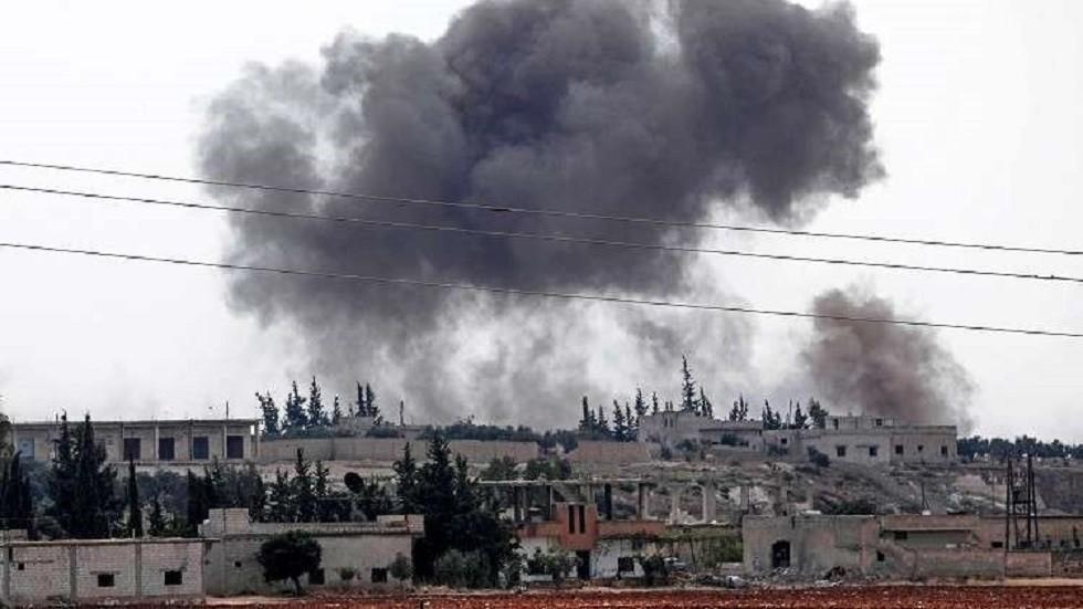 مقتل 4 أشخاص بقصف الإرهابيين لشمال حماة