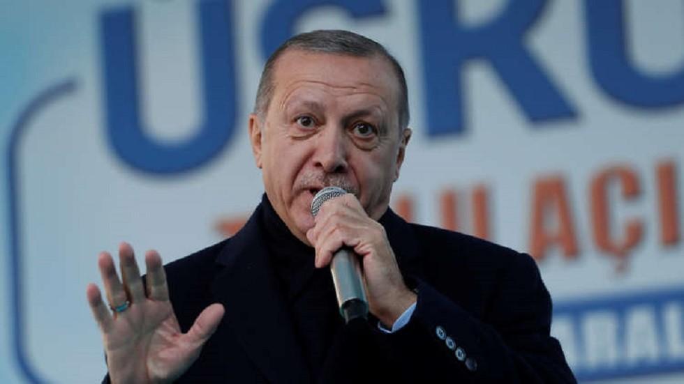 أردوغان يشيد بقوة تركية ناعمة غزت 156 دولة