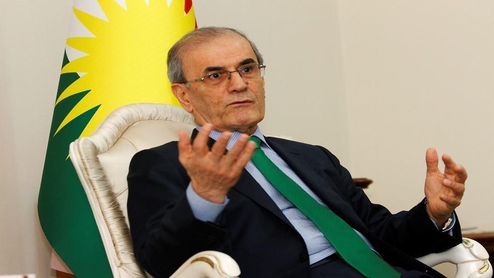 نجم الدين كريم الطبيب الخاص بالرئيس العراقي الأسبق جلال طالباني