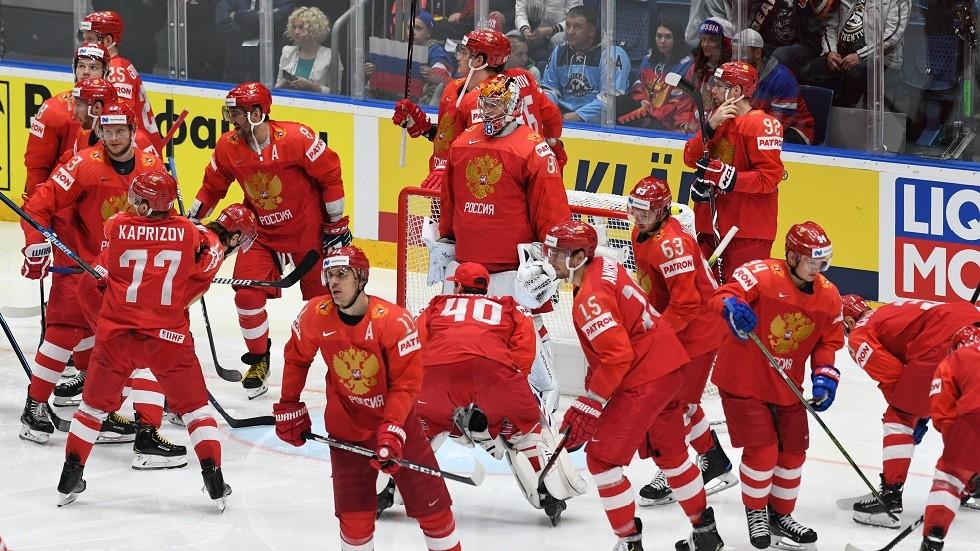 روسيا تحرز برونزية بطولة العالم لهوكي الجليد (فيديو)