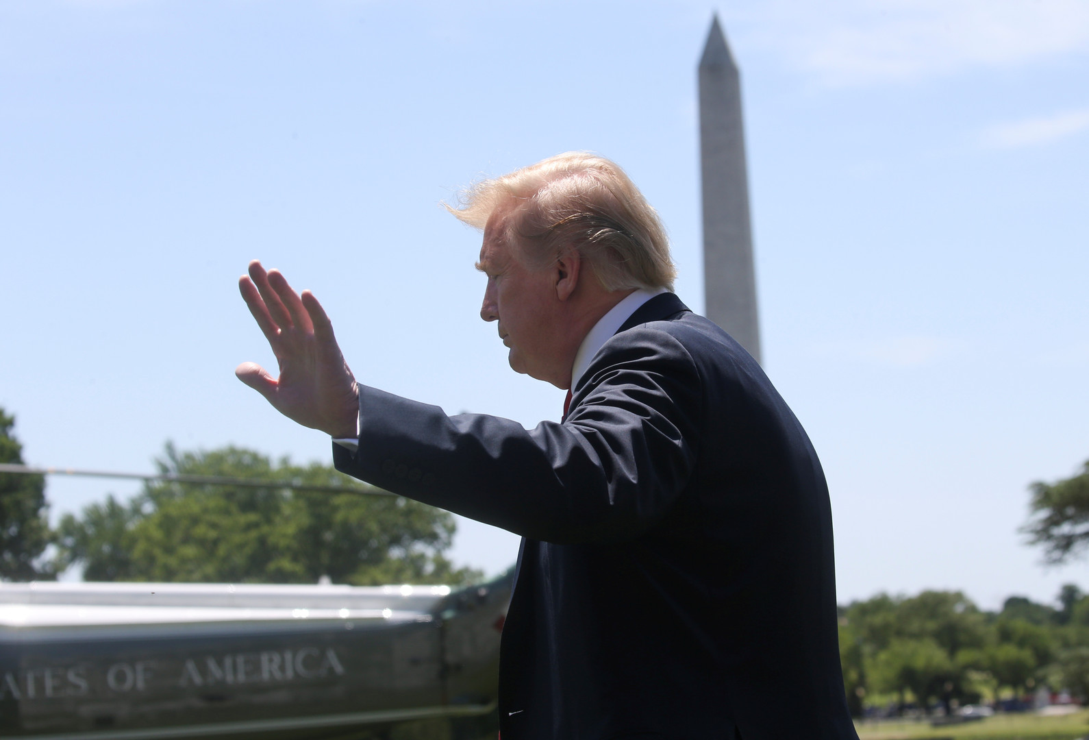 وزير خارجية أمريكي لعدة ساعات: ترامب قد يخسر الانتخابات المقبلة بسبب الحرب التجارية مع الصين