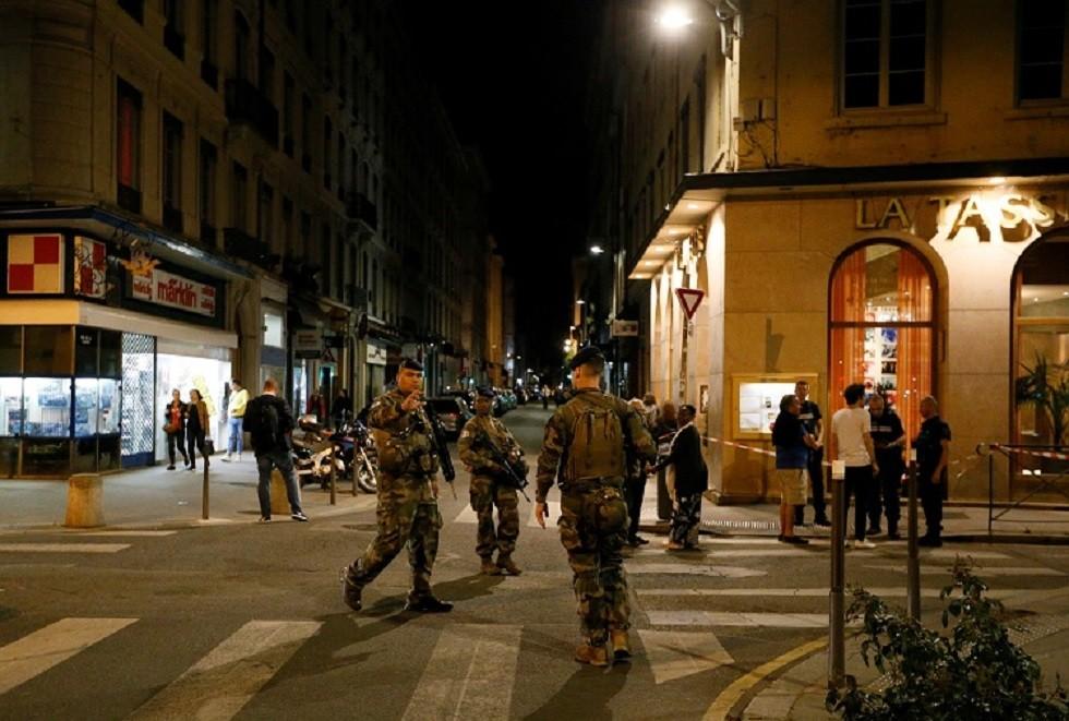 الداخلية الفرنسية تعلن اعتقال الدرّاج المشبوه بتفجير ليون