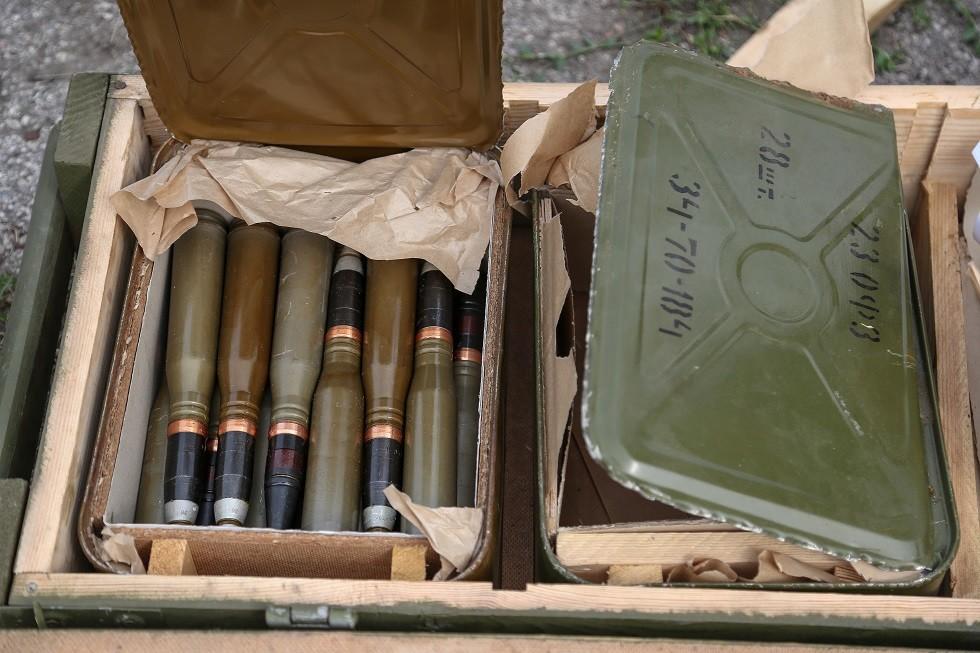 البنتاغون يطرح مناقصة لشراء ذخائر روسية أمريكية الصنع