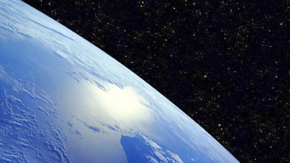 صورة تعبيرية للأرض