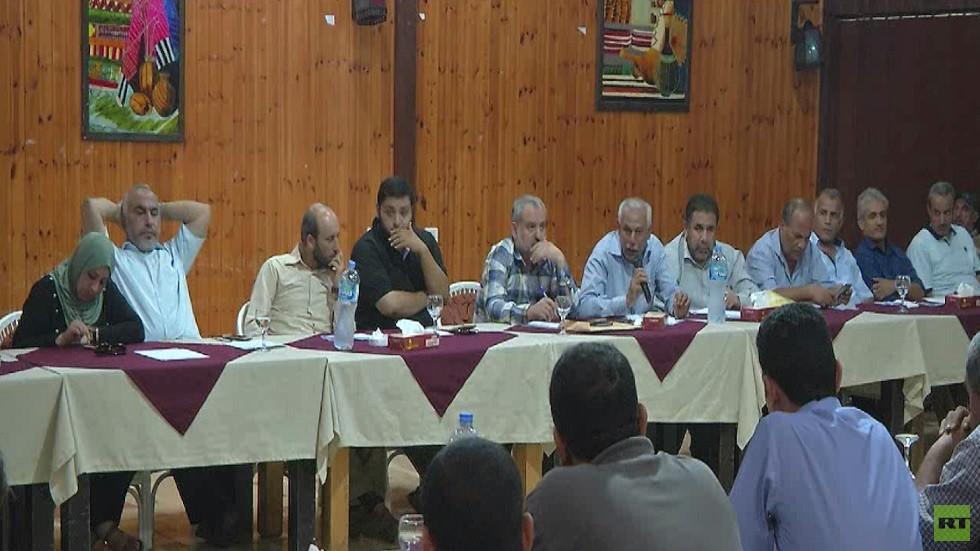 بيان فصائلي من غزة ضد
