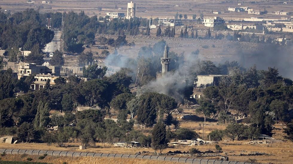 مقتل عسكري سوري وإصابة آخر بقصف إسرائيلي على تل الشعار بالقنيطرة
