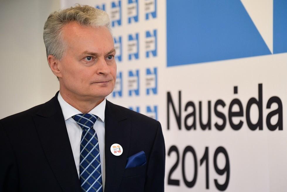 رئيس ليتوانيا المنتخب غيتاناس نوسيدا