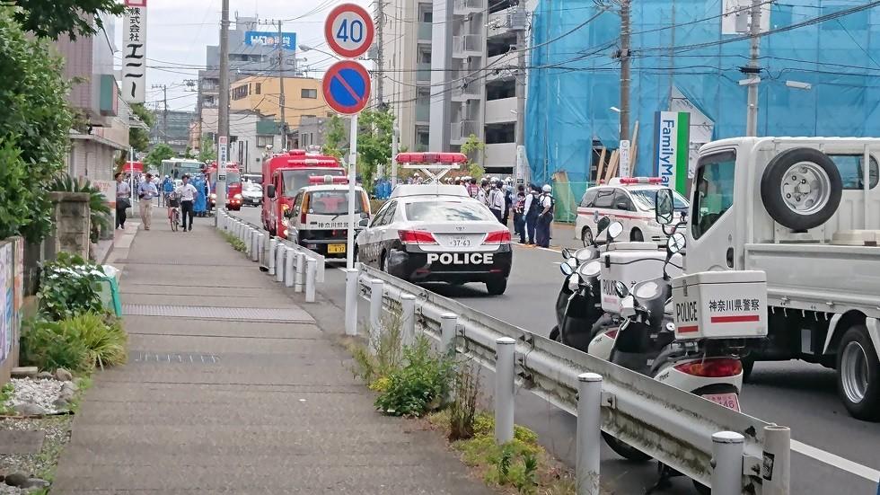 مقتل تلميذة وإصابة 15 بعملية طعن في اليابان وانتحار المهاجم