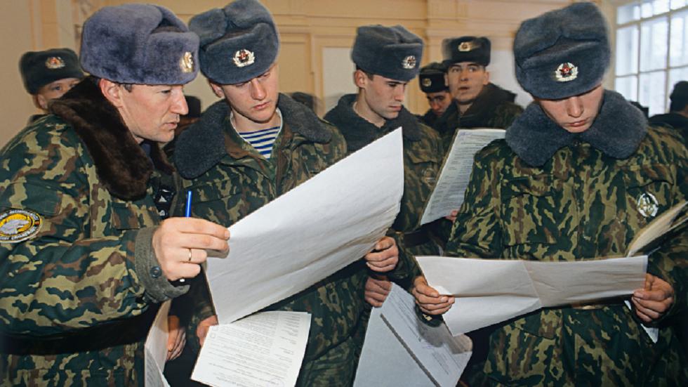 لا للسّادة.. الجيش والأمن في روسيا متمسكان بنداء
