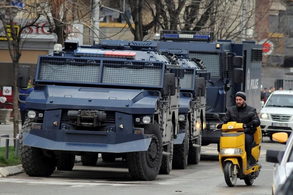 شرطة كوسوفو تعتقل موظفا أمميا روسيا