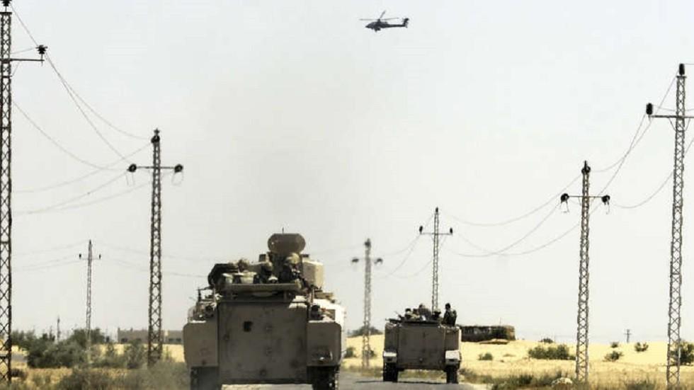 الجيش المصري يرد على اتهامات
