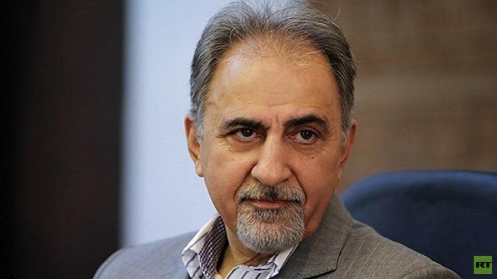 عمدة طهران السابق يعترف بقتل زوجته