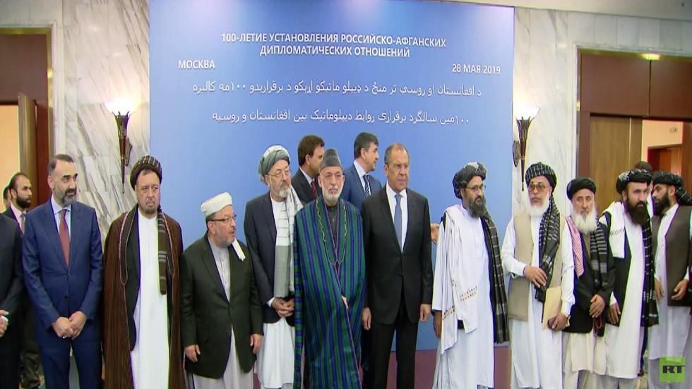 موسكو تدعو الأطراف الأفغانية إلى الحوار