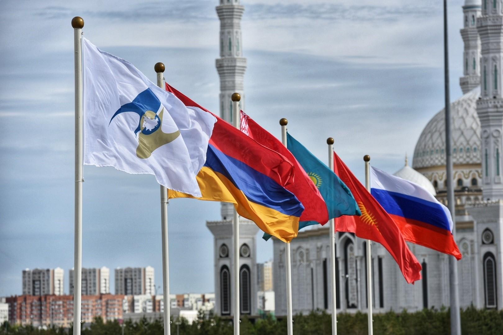 الاجتماع اليوبيلي الخامس للاتحاد الاقتصادي الأوراسي ينطلق في كازاخستان