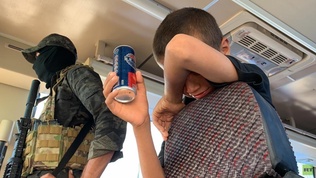 القامشلي السورية.. تسليم العشرات من عوائل