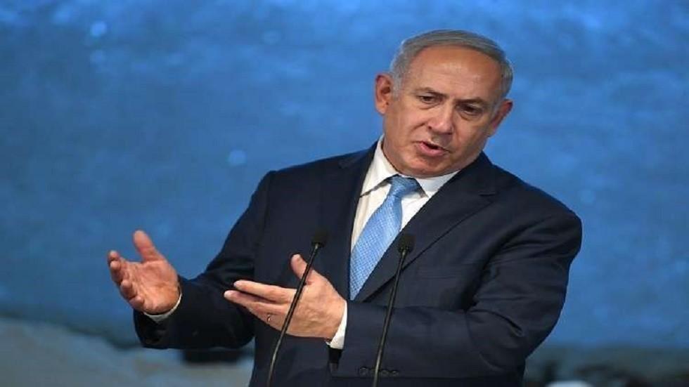 رئيس الوزراء الإسرائيلي بنيامين نتنياهو (صورة أرشيفية)