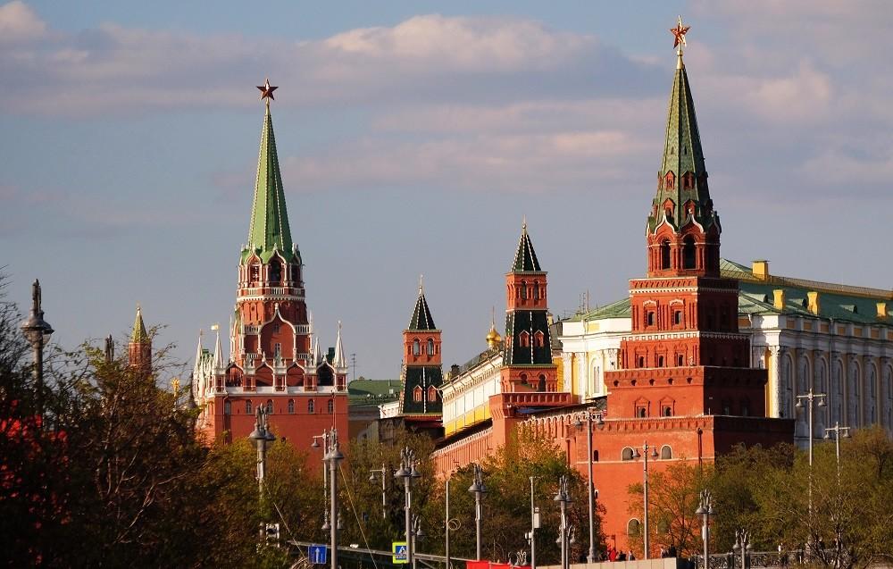 الكرملين، روسيا