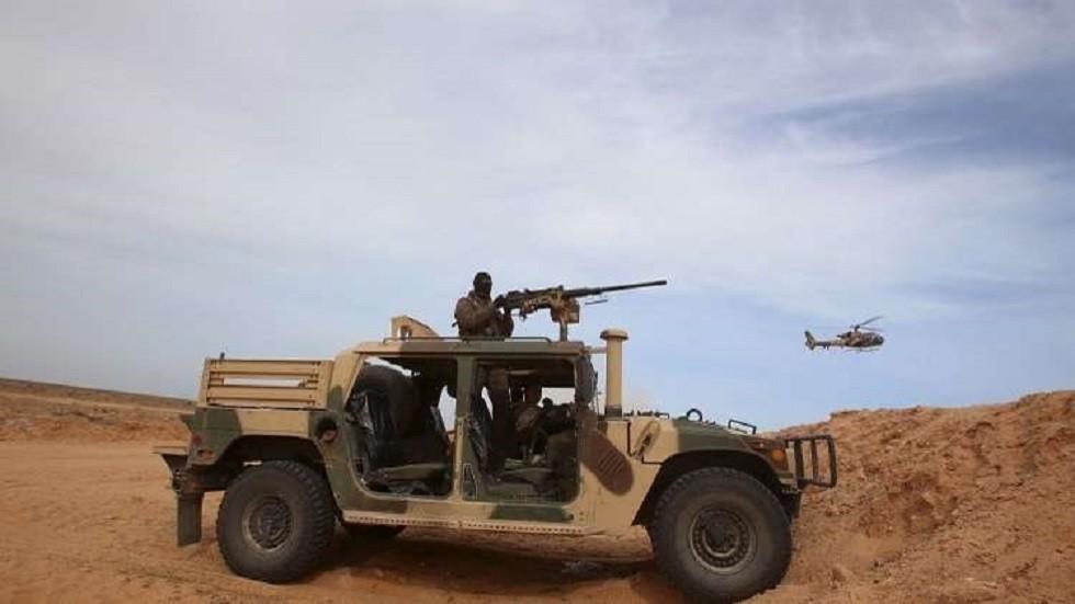عناصر من الجيش التونسي - أرشيف -