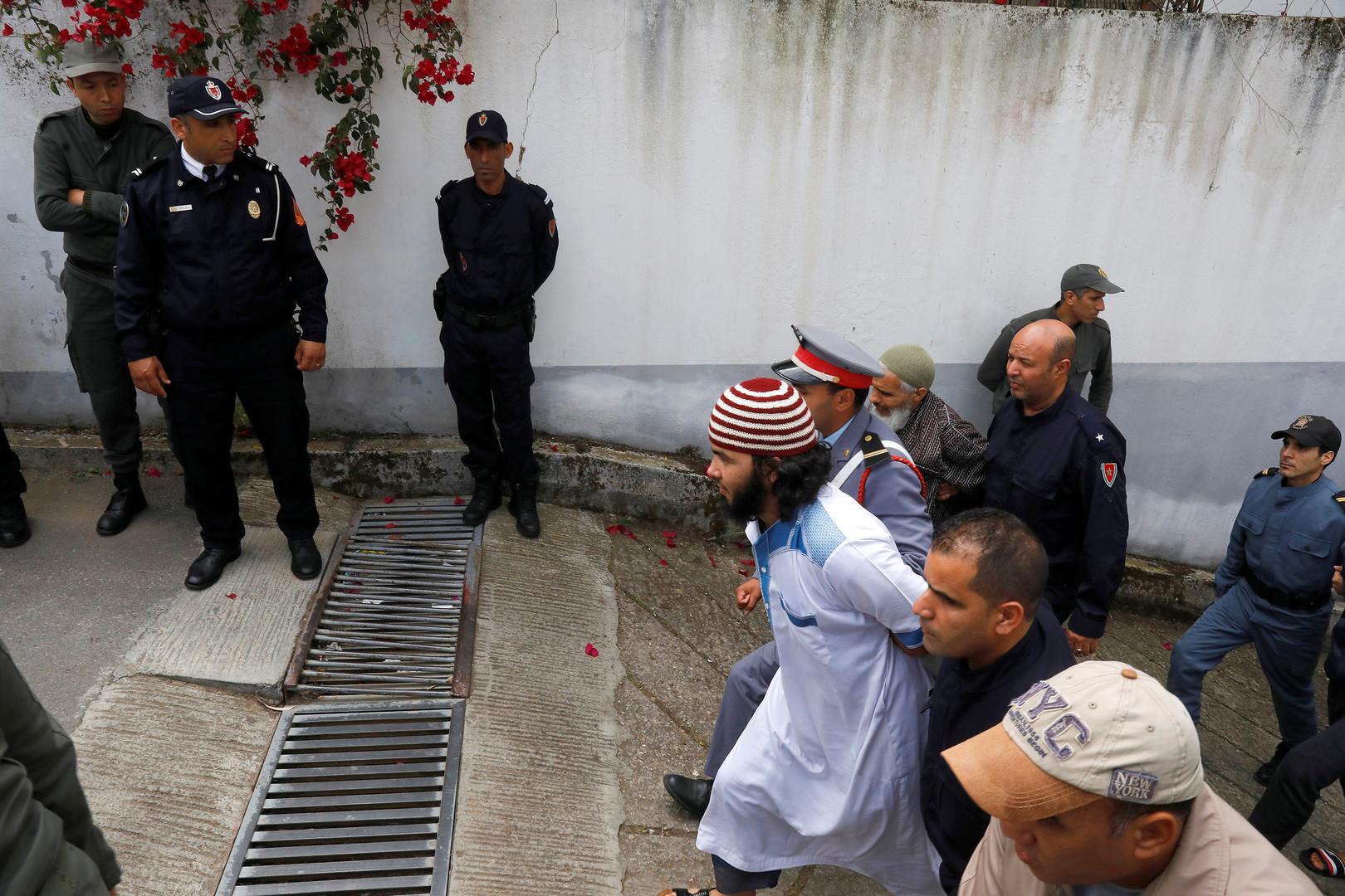 إرهابي يصدم المحكمة بقوله: قتل الرجال أفضل من النساء