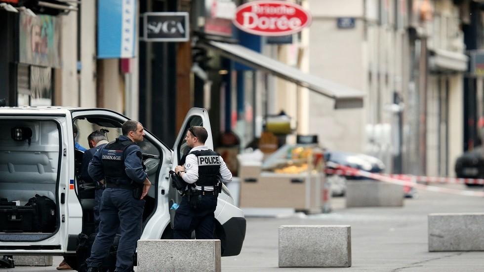 الجزائري الموقوف يعترف بتنفيذه تفجير ليون  -