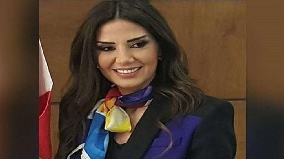 المقدم سوزان الحاج-أرشيف