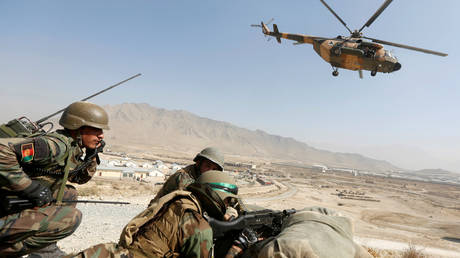 Forty-three terrorists have been killed in Afghanistan, including an Uzbek leader