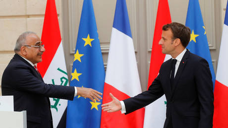 Paris and Baghdad are moving towards an agreement to hand over French militants and their families to Iraq for weapons
